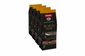 Кофе натуральный обжаренный в зернах Miele OneForAll