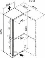 Холодильник-морозильник Miele KFN29162D edt/cs_2