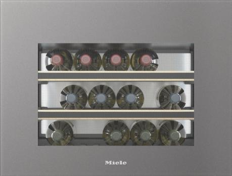Встраиваемый винный шкаф Miele KWT7112iG grgr