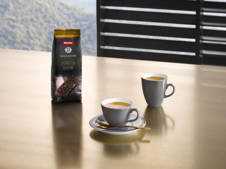 Кофе натуральный обжаренный в зернах Miele Espresso 250 г