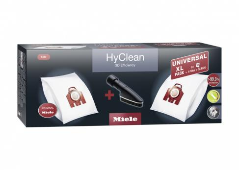 Комплект пылесборных мешов Miele Universal XL pack HyClean 3D FJM