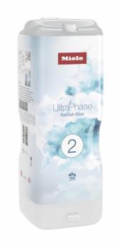 Двухкомпонентное жидкое моющее средство Miele UltraPhase2 Refresh Elixir