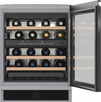 Встраиваемый винный шкаф Miele KWT6321UG
