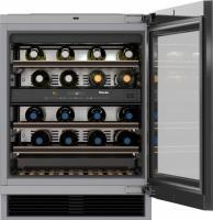 Встраиваемый винный шкаф Miele KWT6322UG