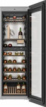 Встраиваемый винный шкаф Miele KWT6722iGS obsw
