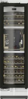 Встраиваемый винный шкаф Miele KWT2671VIS