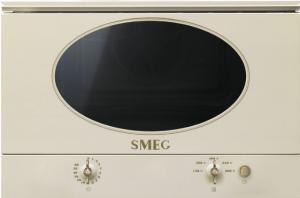 Встраиваемая микроволновая печь Smeg MP822NPO