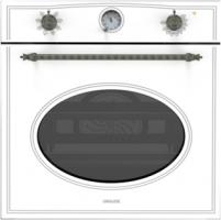 Электрический духовой шкаф GRAUDE BK 60.1 WM
