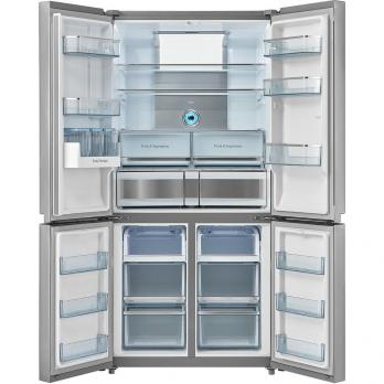 Холодильник-морозильник Side by Side Toshiba GR-RF646WE-PMS(06)