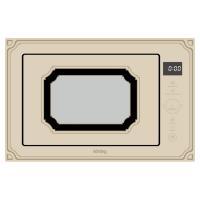 Встраиваемая микроволновая печь Korting KMI 825 RGB_0