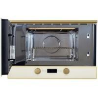 Встраиваемая микроволновая печь Kuppersberg RMW 393 C BRONZE_2