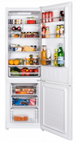 Холодильник-морозильник MAUNFELD MFF176SFW_1