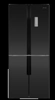 Холодильник-морозильник Side by Side MAUNFELD MFF182NFSB
