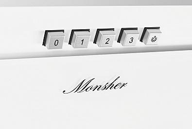 Полновстраиваемая вытяжка MONSHER INGA 60 W