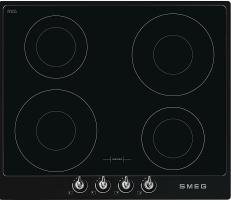 Индукционная варочная панель Smeg SI964NM