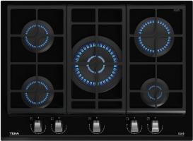 Газовая варочная панель Teka GZC 75330 XBN NIGHT RIVER BLACK_0