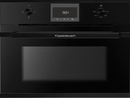 Встраиваемая микроволновая печь Kuppersbusch CM 6330.0 S5 Black Velvet