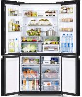 Холодильник-морозильник French HITACHI R-WB642VU0 GMG_3