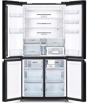Холодильник-морозильник French HITACHI R-WB642VU0 GMG