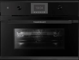 Встраиваемый духовой шкаф с микроволнами Kuppersbusch CBM 6350.0 S5 Black Velvet