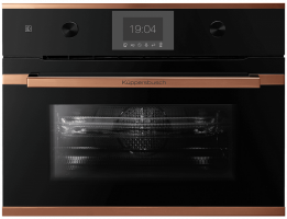 Встраиваемый духовой шкаф с микроволнами Kuppersbusch CBM 6350.0 S7 Copper
