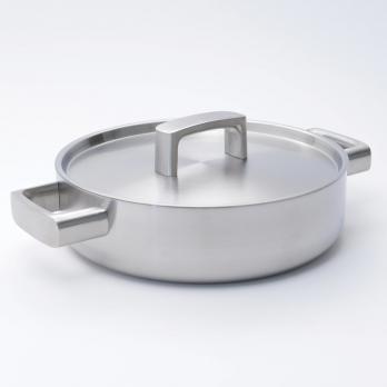 Сотейник (5-слойный материал) BergHOFF Ron 24см 3л