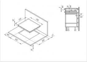 Индукционная варочная панель KUPPERSBERG ICS 606 C_4