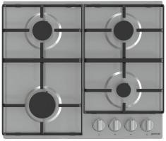 Газовая варочная панель Gorenje G640EX