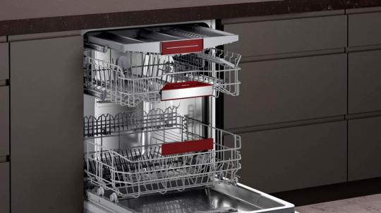 Встраиваемая посудомоечная машина Neff S255HCX01R