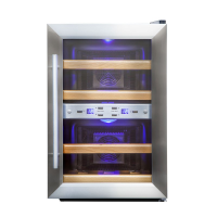 Винный шкаф COLD VINE C12-TSF2_2