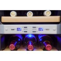 Винный шкаф COLD VINE C12-TSF2_4