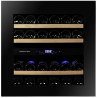 Встраиваемый винный шкаф Dunavox  DAVG-25.63DB.TO