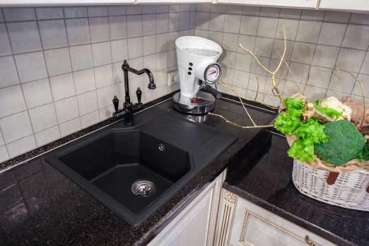 Кухонная мойка Omoikiri Yonaka 65-BL
