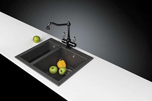 Кухонная мойка Omoikiri Bosen 59-2-WH