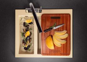 Кухонная мойка Omoikiri Bosen 59-2-СH_5