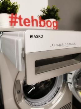 Сушильная машина ASKO T408HD.T.P
