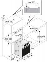 Электрический духовой шкаф Asko OP8664S_1