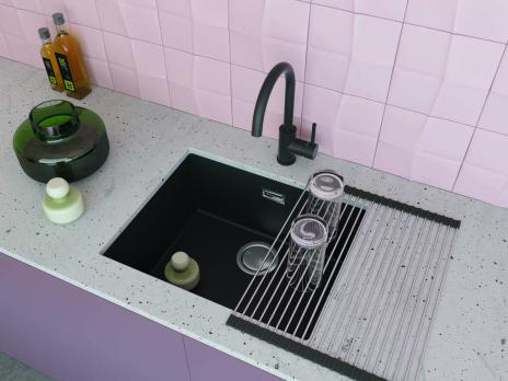 Кухонная мойка Omoikiri Yamakawa 55-U/I-GR