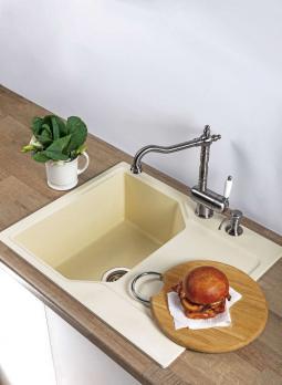 Смеситель для кухни Omoikiri Kyoto-AB