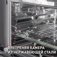 Компактный духовой шкаф с свч  Maunfeld MCMO.44.9S_5