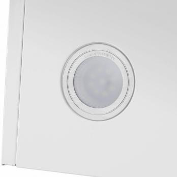 Наклонная вытяжка MAUNFELD EAGLE 60 Glass White