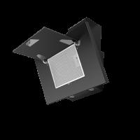Наклонная вытяжка MAUNFELD TOWER Light 50 Black Glass Black_10