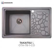 Кухонная мойка Omoikiri Takatsu L OTA-78-1-CO_0