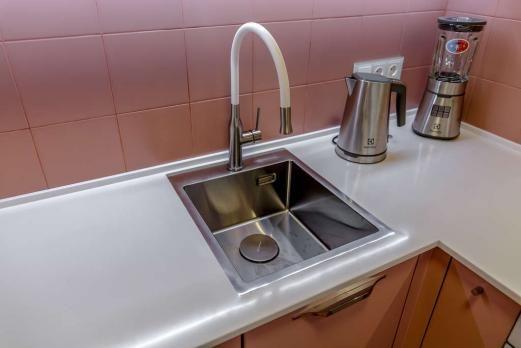 Кухонная мойка Omoikiri Akisame 41-LG