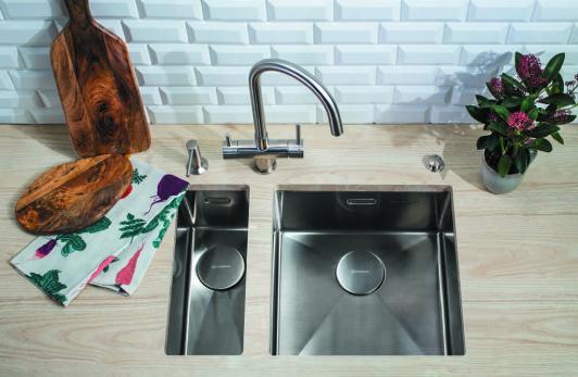 Кухонная мойка Omoikiri Taki 44-U/IF-LG