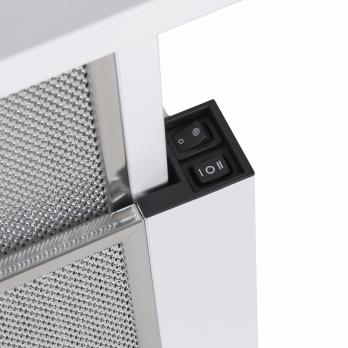 Вытяжка с выдвижным экраном MAUNFELD VS LIGHT 50 WHITE