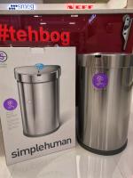 Бак для мусора сенсорный Simplehuman_1