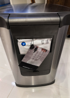 Бак для мусора сенсорный Simplehuman_2