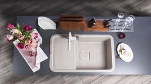 Встраиваемая сушка для посуды DRY-01 GM Omoikiri_2