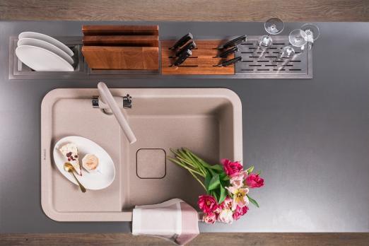 Встраиваемая сушка для посуды  DRY-02 LG (4999021) Omoikiri